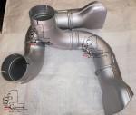 Труба выхлопная  206060-1203178
