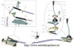 Привод КПП автобуса МАЗ 206